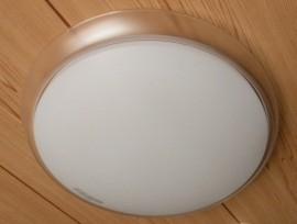 Panasonic HH-LC540A。間接照明の機能があるのでやや厚みがあり、外側は楕円形です。