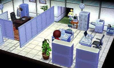 もっと机がずらっと並んだオフィスを作りたかったのですが、社員3人+社長分だけのスペースに…。