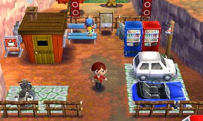 観光地の国道沿いにある「峠の茶屋」風にしました。