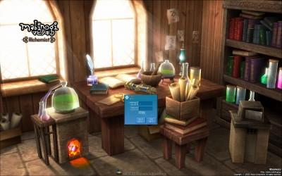 Mabinogi Chapter3 - Alchemist -